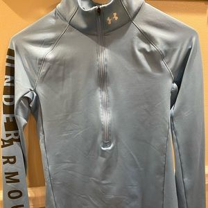 Like New Under Armour Half Zip